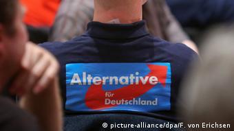Логотип партии Альтернатива для Германии