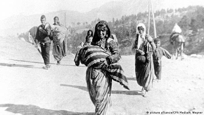 Armenians in 1915 picture alliance/CPA Media/A. Wegner