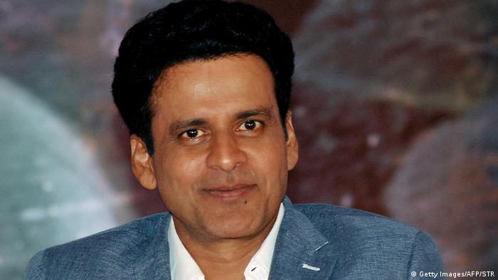 Indien Bollywood-Schauspieler Manoj Bajpai in Mumbai (Getty Images/AFP/STR)