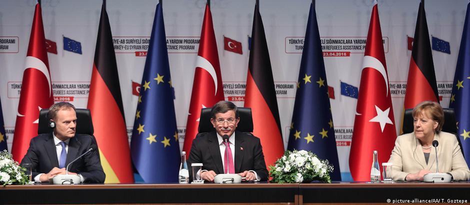 Προσφυγικό: Ένας χρόνος από τη συμφωνία ΕΕ-Τουρκίας