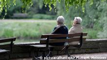 Deutschland Rentner