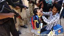 Pakistan Impfungen in Karachi
