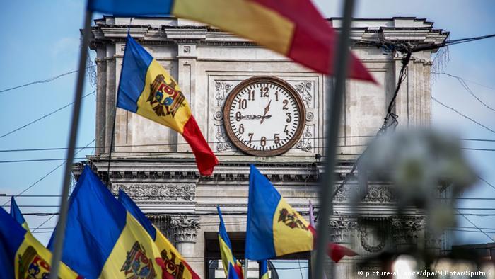 Istoria republicii moldova