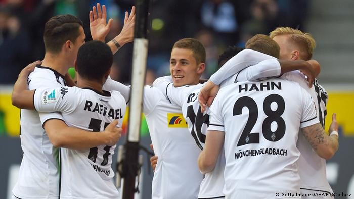 ไฮไลท์ Borussia Moenchengladbach 3 - 1 Hoffenheim