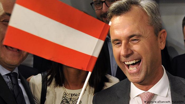 Europe′s far-right welcomes Austrian election result ...