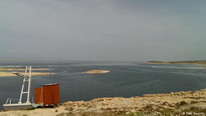 dam with water copyright: Judit Neurink