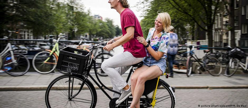 Holandeses são famosos por serem altos e confirmaram a percepção popular
