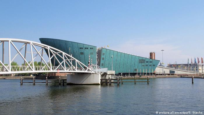 Niederlande Amsterdam Schifffahrtsmuseum Nemo