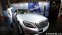 China Peking Automesse Mercedes-Benz