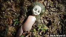 Ukraine Region Tschernobyl Puppe