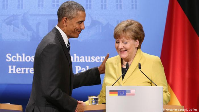 Обама и беженцы
