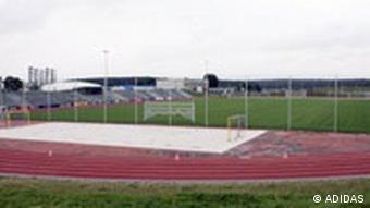 WM 2006 - Quartiere - Argentinien