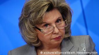 Russian woman (c) picture-alliance/dpa/A. Novoderezhkin