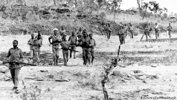 Sudan Bürgerkrieg