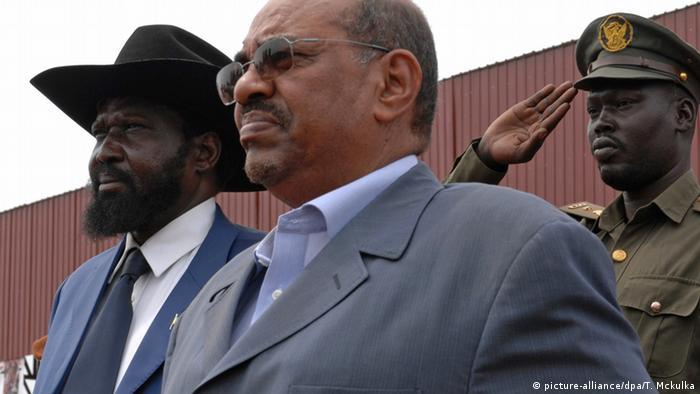 Sudan 5. Jahrestag Friedensabkommen