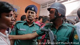 Bangladesch Aktivist getötet