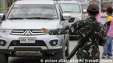Philippinen Kontrollen nach Entführung