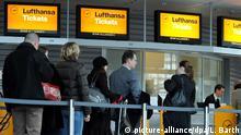 Lufthansa Streik München