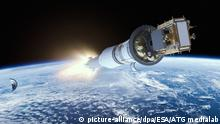 ESA - Satellitenbild Sentinel-1B