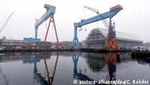 Deutschland U-Boot Werft ThyssenKrupp Marine Systems Kiel