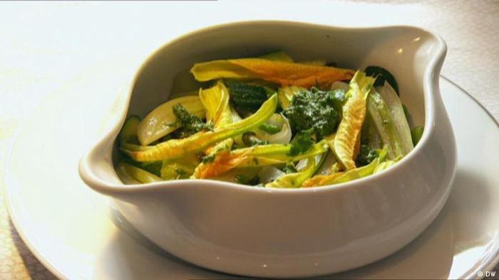 Alacarte Gericht Gemüse Provenzalisch