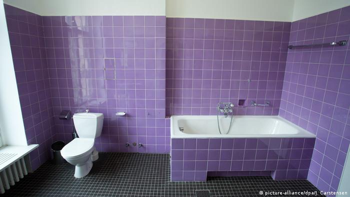 Ванная комната в Шенхаузене.