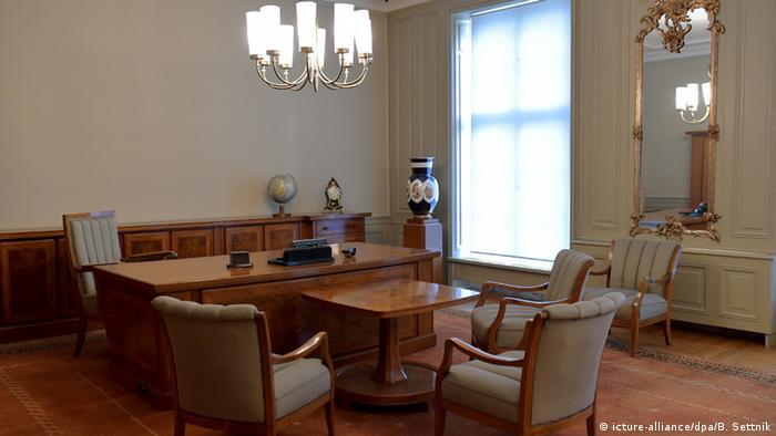 Рабочий кабинет главы ГДР Вильгельма Пика