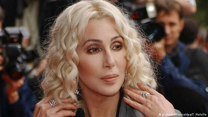 Cher, Copyright: picture-alliance/dpa/T. Melville