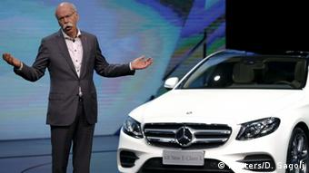 China Automesse in Peking - Daimler Dieter Zetsche