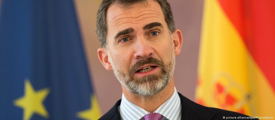 Rei Felipe 6º reconhece fracasso nas negociações para formar governo espanhol