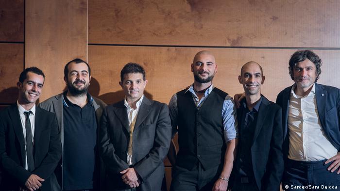 Sardex Kreditclub auf Sardinien Gründer