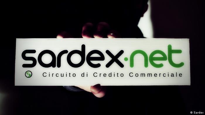 Sardex Kreditclub auf Sardinien Logo