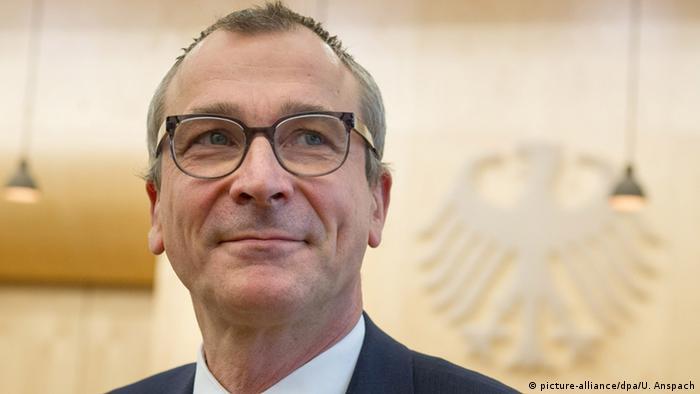 Der Bundestagsabgeordnete Volker Beck