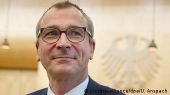 Der Bundestagsabgeordnete Volker Beck (picture-alliance/dpa/U. Anspach)
