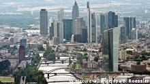 Frankfurt Supertotale rechts EZB