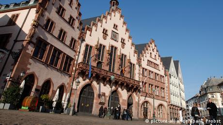 Conheça Frankfurt