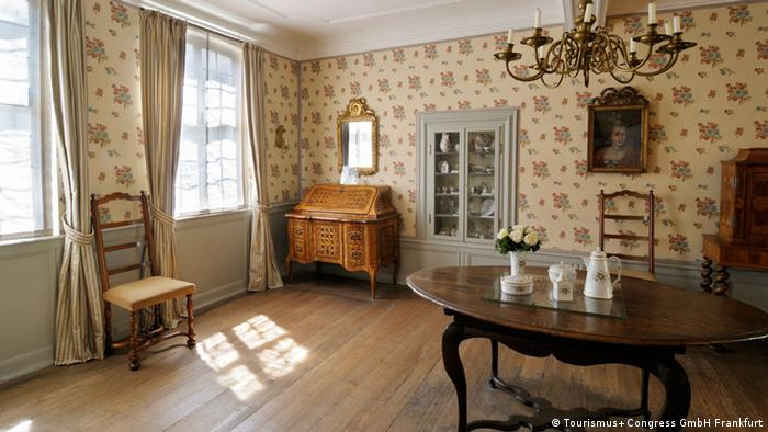 Frankfurt Goethe Birth Place