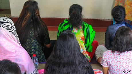 Bangladesch Dhaka Ahsania Mission Frauen