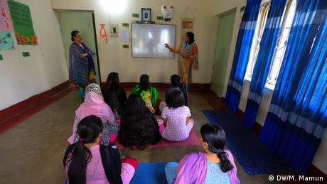 Bangladesch Dhaka Ahsania Mission Beratung Frauen