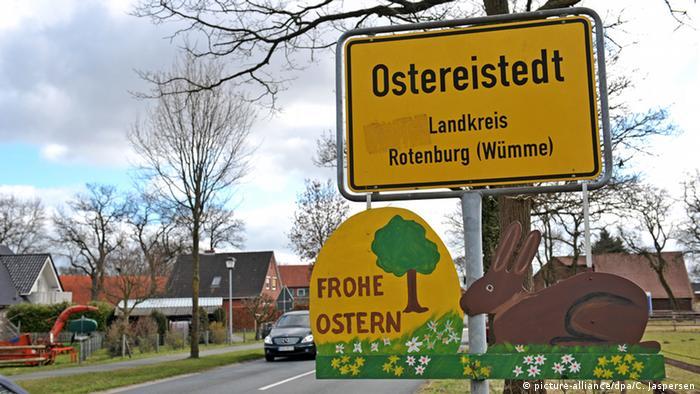 Остерайштедт