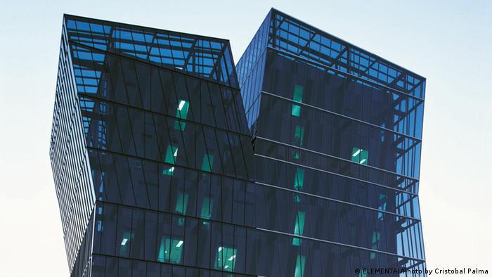 Building of Chilean architect Alejandro Aravena (Copyright ELEMENTAL / Photo by Cristobal Palma)
