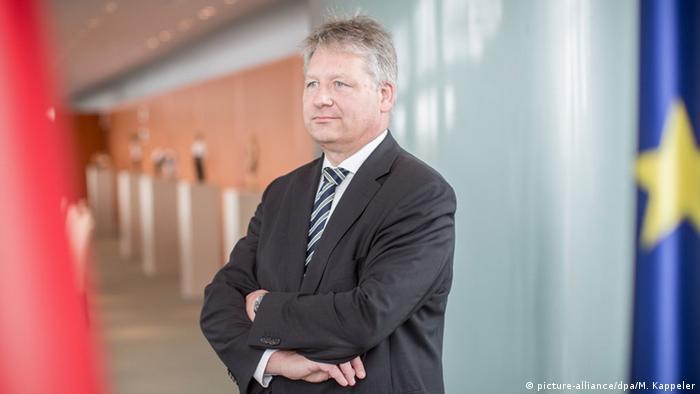 Bruno Kahl - Abteilungsleiter im Finanzministerium - übernimmt im Juli den Posten als BND-Chef (Foto: dpa)