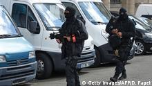 Paris Auslieferung Abdeslam BRI Polizei