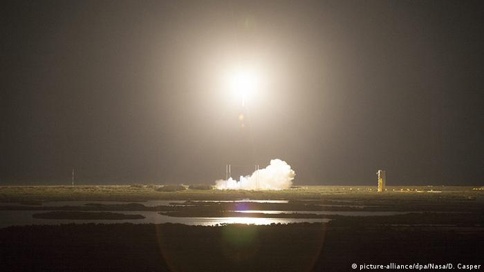 USA Cape Canaveral Start United Launch Alliance Atlas V Rakete