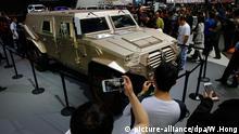 China Auto Show Peking Internationale Automobil Ausstellung 2016