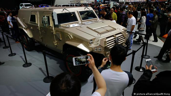 China Auto Show Peking Internationale Automobil Ausstellung 2016