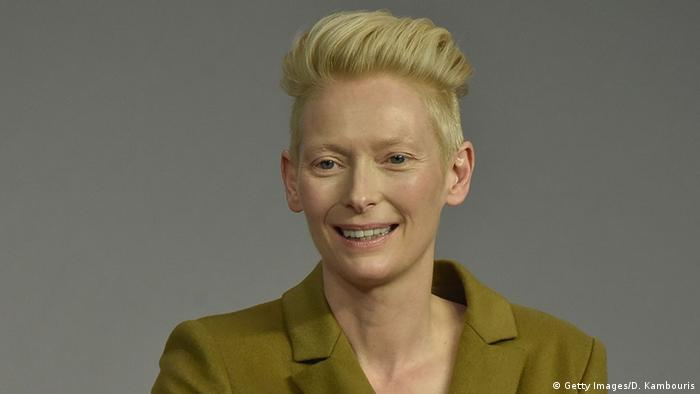 Tilda Swinton (Getty Images/D. Kambouris)