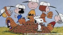 Illustration aus A Boy named Charlie Brown