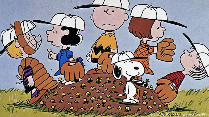 Illustration aus A Boy named Charlie Brown (picture alliance/United Archives/IFTN)