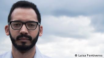 Rodrigo Blanco Calderón processou a decepção com seu país no romance A noite
